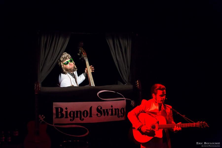 Spectacle Gigologie - Bignol Swing