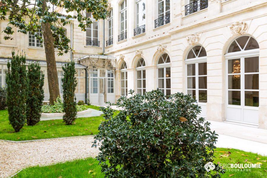Architecture, hôtel de la Tresne - 1